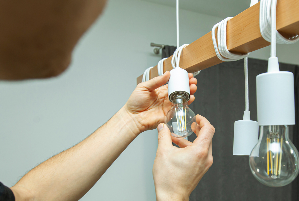 DIY créer soi-même une lampe