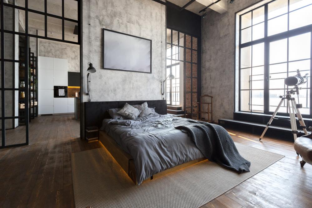 Les 5 tendances chambres à coucher 2017