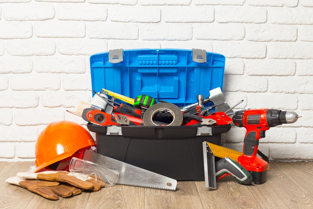 Outils de bricolage tout pour bien s'équiper