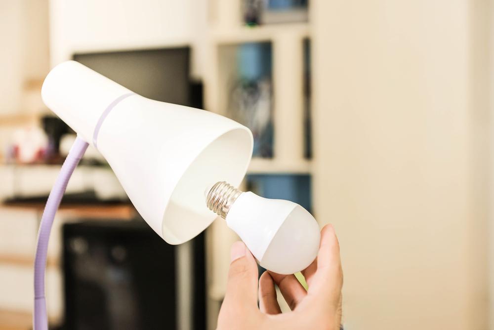 Une ampoule LED Osram pour une luminosité excellente