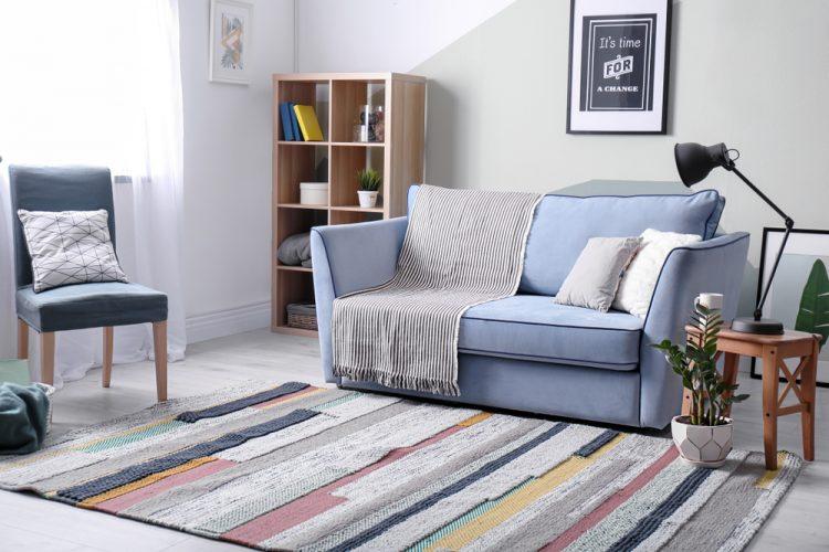 couleur du tapis de votre séjour